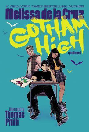 GothamHighCover
